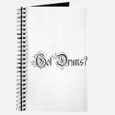 goth drums ligh Journal