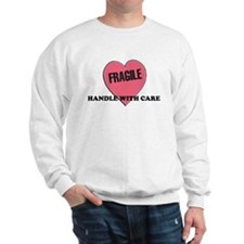 FRAGILE Handle with Care - He Sweater