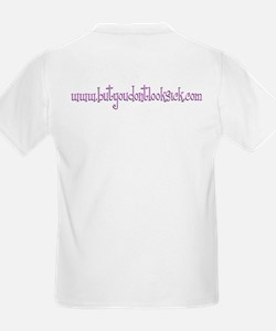 FRAGILE Handle with Care - He Kids T-Shirt