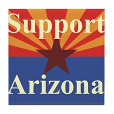 Support Arizona Tile Coaster