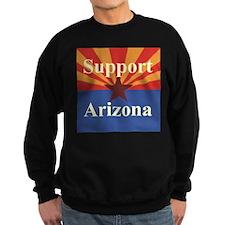 Support Arizona Sweatshirt