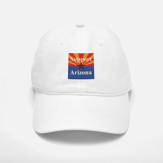 Support Arizona Baseball Baseball Cap