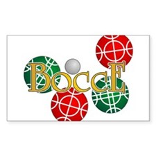BoccE Decal