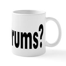 got drum cross Mug