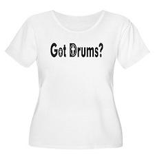 got drum cross T-Shirt