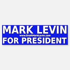 Mark Levin: Bumper Bumper Sticker