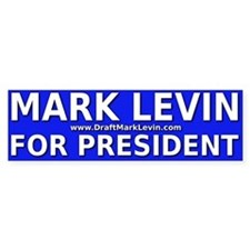 Mark Levin: Bumper Sticker