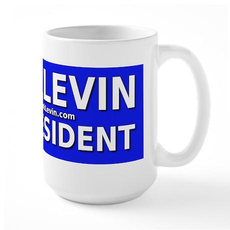 Mark Levin: Large Mug