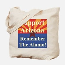 Arizona Alamo Tote Bag