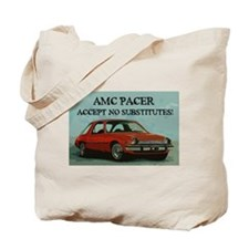 Cute Pacers Tote Bag