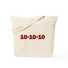Oct 10 2010 Tote Bag