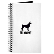 Got Min Pin? Journal