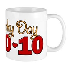 My Lucky Day 10-10-10 Mug