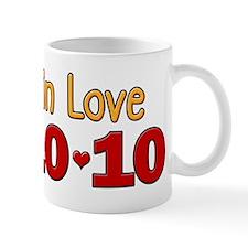 10-10-10 Lucky In Love Mug
