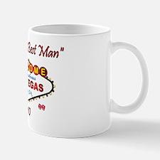 Vegas Best Man Mug
