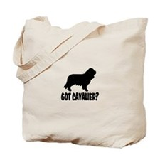 Got Cavalier? Tote Bag