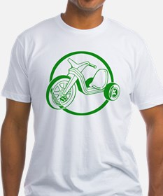Green Tricycle Shirt