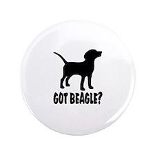 "Got Beagle? 3.5"" Button"