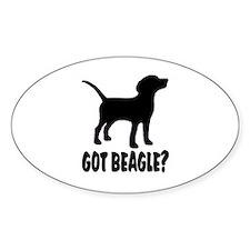 Got Beagle? Decal