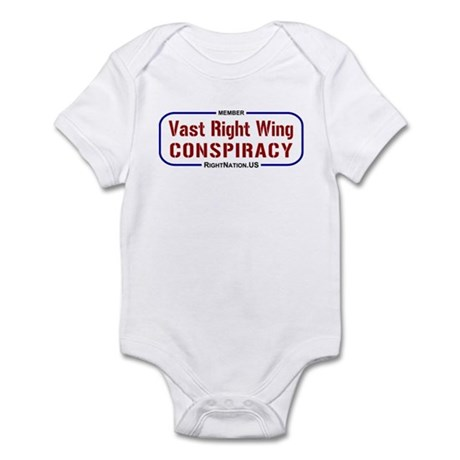 Vast Right Wing Conspiracy Infant Creeper