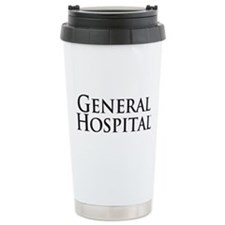 GH Stacked Stainless Steel Travel Mug