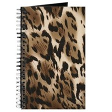Animal Print Journal