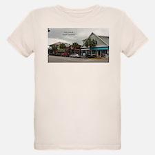 Folly Beach Strip T-Shirt