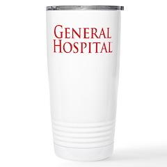 GH Red Stacked Travel Mug