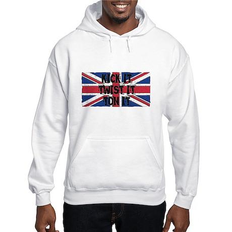 TON IT Hooded Sweatshirt