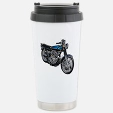 Motorcycle Stainless Steel Travel Mug