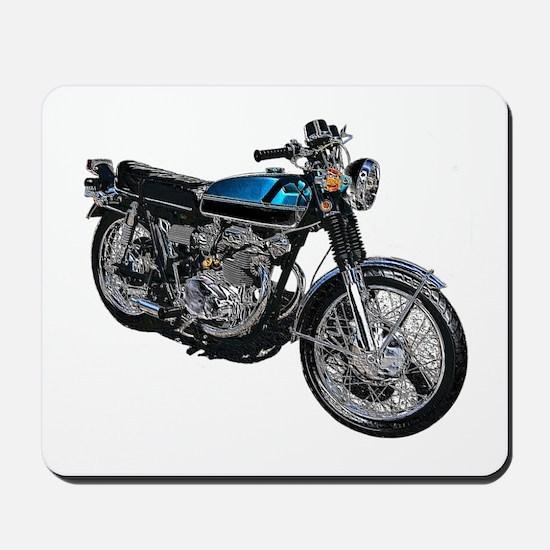 Motorcycle Mousepad