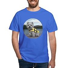 Truman at the Lake T-Shirt