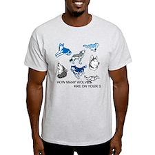 Wolves! T-Shirt