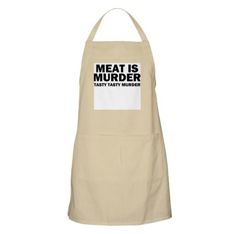 Tasty Tasty Murder Apron