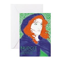 Bridgit Greeting Cards (Pk of 10)