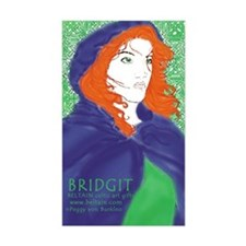 Bridgit Rectangle Decal