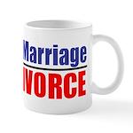 Protect Marriage | Ban Divorc Mug