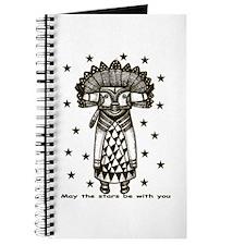 Cute Tribal stars Journal