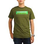 Stop Government Waste Organic Men's T-Shirt (dark)