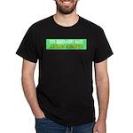 Stop Government Waste Dark T-Shirt