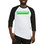 Stop Government Waste Baseball Jersey