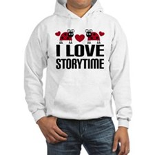 Ladybug Storytime Hoodie