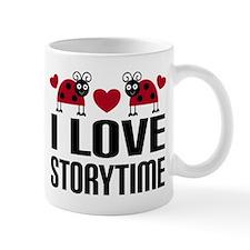 Ladybug Storytime Mug