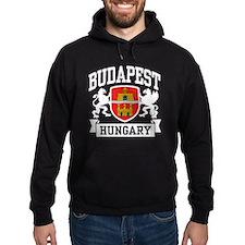 Budapest Hungary Hoodie