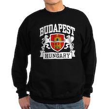 Budapest Hungary Sweatshirt