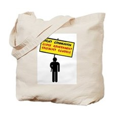 INDOCTRINATE THE KIDS Tote Bag