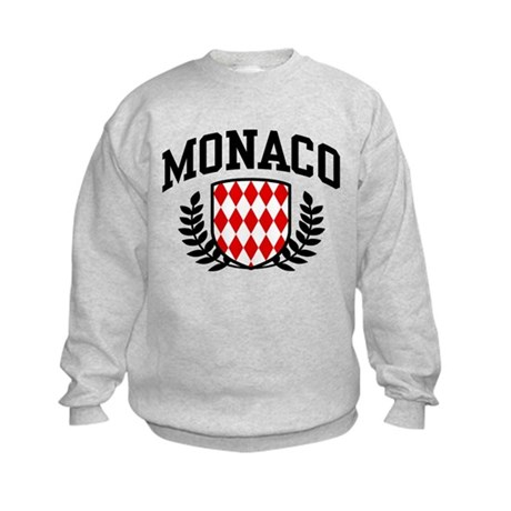 Monaco Kids Sweatshirt