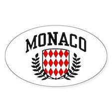 Monaco Decal