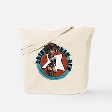 Unique Draw Tote Bag