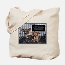Rescued World Tote Bag